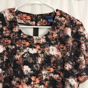 NWT Doncaster Winter Floral Blouse
